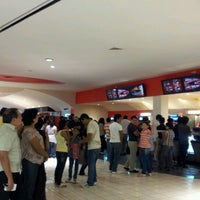 Photo taken at Cinemex by Aida Angélica C. on 7/8/2012