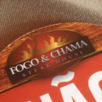 Photo taken at Fogo & Chama Steak House by Raniery M. on 6/9/2012