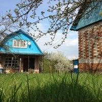 Photo taken at Садовое товарищество «Высоково» by Dmitry C. on 5/7/2012