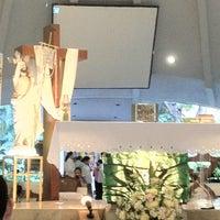 Photo taken at Sto. Niño de Paz Community Chapel by Clifford D. on 4/22/2012