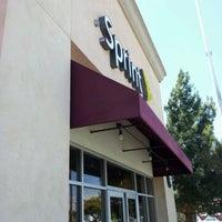 Photo taken at Sprint Store by Zakiya J. S. on 5/3/2012