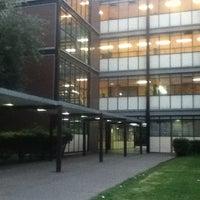 Photo taken at ESIME Zacatenco by Vian M. on 6/9/2012