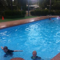 Photo taken at MacDonnel Range Holiday Park by DanMissionAust on 4/4/2012