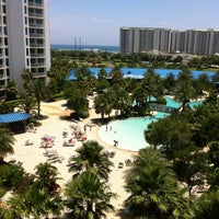 Photo taken at Palms of Destin Resort & Conference Center by Tram T. on 6/4/2012