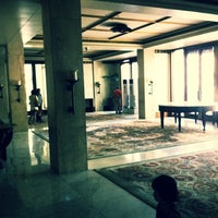 Photo taken at The Dharmawangsa Hotel by Lisa S. on 3/24/2012