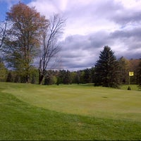 Photo taken at Duston Country Club Golf Course by Andy J. on 4/27/2012