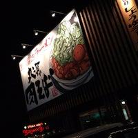 7/29/2012にYankinuが丸源ラーメン 鈴鹿店で撮った写真