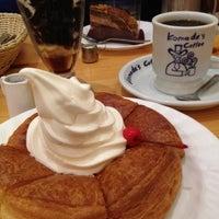 4/29/2012にPineがコメダ珈琲店 流山おおたかの森店で撮った写真