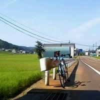 Photo taken at 藤沢の棚田 by Koh on 8/10/2012