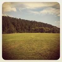 Снимок сделан в Усадьба князей Голицыных в Дубровицах пользователем Alexey Z. 8/19/2012