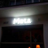 Photo taken at Meta by Adam G. on 7/24/2012