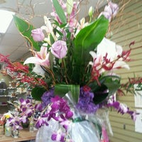 Photo taken at Brennan's Florist by Angelina G. on 5/10/2012