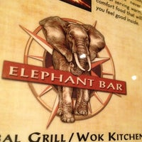 Photo taken at Elephant Bar by Wendy M. on 4/30/2012