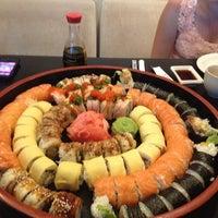 Снимок сделан в Планета Суши пользователем Мария Р. 7/31/2012
