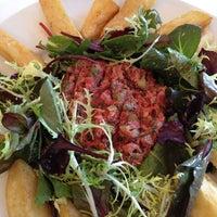 Photo taken at Restaurant ET by Lasse Z. on 3/24/2012