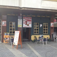 Photo taken at Kebab Zarautz by Alex R. on 4/4/2012