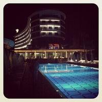 5/18/2012 tarihinde Роман Р.ziyaretçi tarafından Q Premium Resort Hotel Alanya'de çekilen fotoğraf