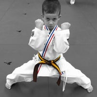 Photo taken at Legacy Martial Arts by Robert B. on 3/15/2012