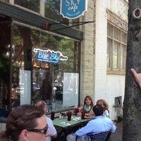 Photo taken at Blue Sky Café by Jeff S. on 8/28/2012