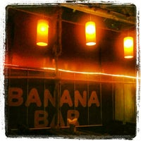 Photo taken at The Banana Bar by Schmmuck on 6/16/2012