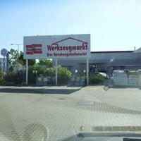 Photo taken at werkzeugmarkt by Franz U. on 8/24/2012