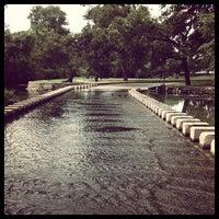 Photo taken at Brackenridge Park by Crispin B. on 8/31/2012
