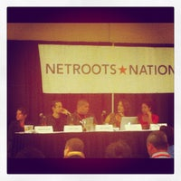 Photo taken at Netroots Nation 2012 (#nn12) by Brad S. on 6/7/2012