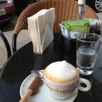 Photo taken at Kopenhagen Café by Tarcisio C. on 6/26/2012