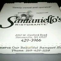 Photo taken at Santaniello's by Maggie J. on 4/20/2012