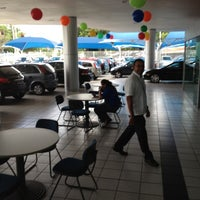 Photo taken at Jaysa Concessionária Ford by Assessor P. on 6/19/2012