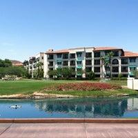 Photo taken at Arizona Grand Resort by Alan K. on 7/29/2012