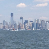 Photo taken at Staten Island Ferry Boat - Spirit Of America by Pat W. on 8/12/2012