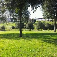 Photo taken at Parque de Invierno by Rodrigo Á. on 3/24/2012