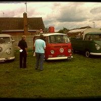 Photo taken at Fairham Fields by Joe E. on 7/14/2012