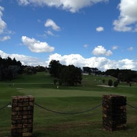 Photo taken at Remuera Golf Club by Paul G. on 2/18/2012