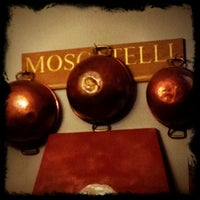 Photo taken at Moscatelli by Anna T. on 9/2/2012