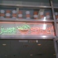 Photo taken at Just Salad by Francois D. on 6/20/2012