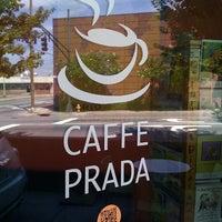 Photo taken at Caffe Prada by Richard C. on 8/25/2012
