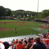 Photo taken at Doug Kingsmore Stadium by LaRon S. on 3/31/2012