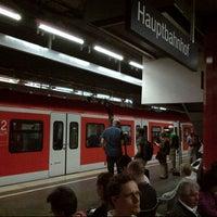 Photo taken at U Goetheplatz by Julian W. on 8/28/2012