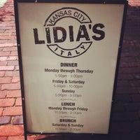 Photo taken at Lidia's Kansas City by Jamie C. on 5/28/2012