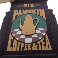 Photo taken at Pannikin Coffee & Tea by Sam K. on 5/24/2012