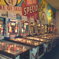 Photo taken at Pacific Pinball Museum by Jen C. on 4/1/2012