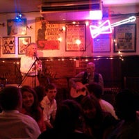 Photo taken at Ain't Nothin But...The Blues Bar by Martina R. on 8/7/2012
