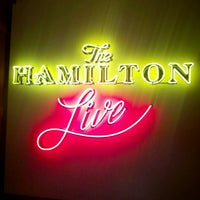 Photo taken at The Hamilton by Dave D. on 6/14/2012
