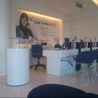 Photo taken at XL Center Office BSD by Eka F. on 9/2/2012
