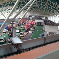 Photo taken at Sultan Iskandar CIQ Complex (Johor Bahru Checkpoint) by Abdul F. on 5/26/2012