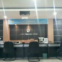 Photo taken at Kantor Pelayanan Pajak Pratama Ciawi by Fajar S. on 3/31/2012