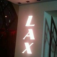 Photo taken at LAX Nightclub by Aloun S. on 4/21/2012
