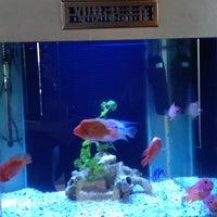 Photo taken at Rain Premier Sushi Bar & Bistro by Amanda L. on 8/21/2012